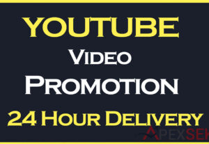 5111HQ and HR YouTube Video Promotion and Real Audience