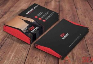 5148I Will Provide You Unique And Professional Business Card For your Company/Business