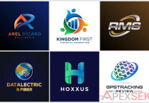 51433-4 Concepts MODERN and ATTRACTIVE Logo Designs in 24hrs